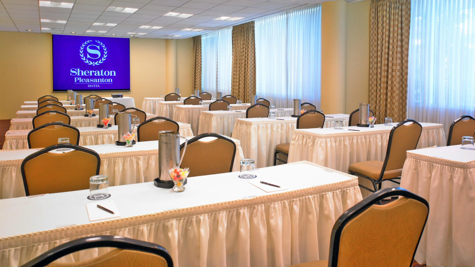 Meeting Room - Sheraton Pleasanton Hotel