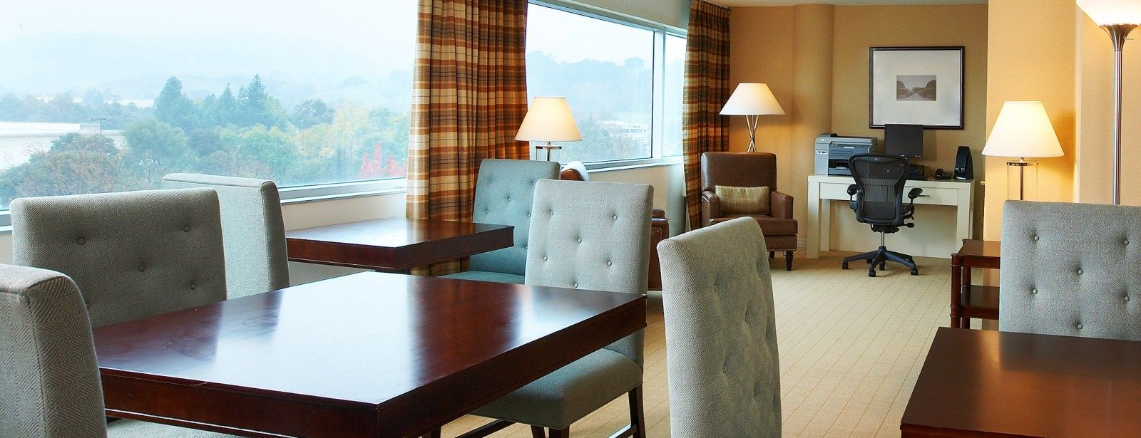 Club Level Rooms | Sheraton Pleasanton Hotel